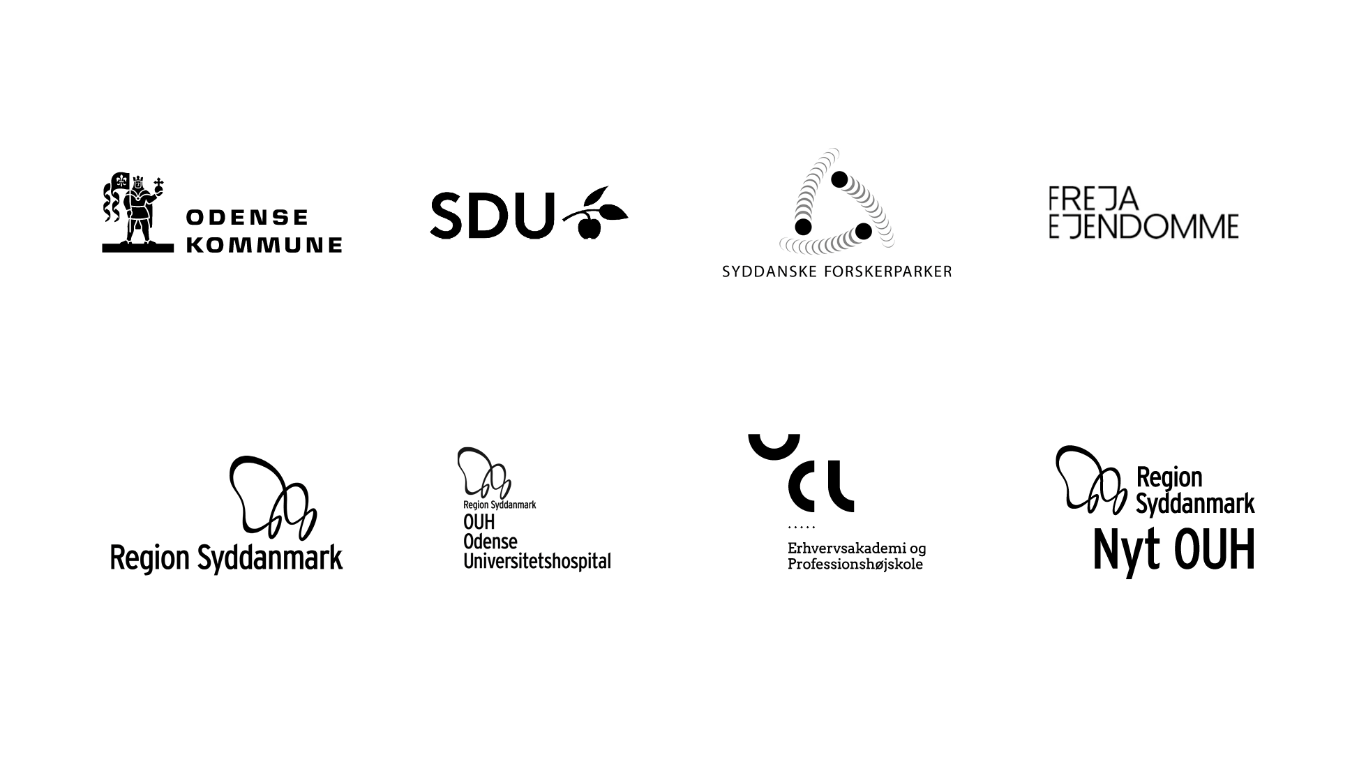 Campus Odense partnere